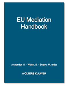 EU MEDIATION HANDBOOK